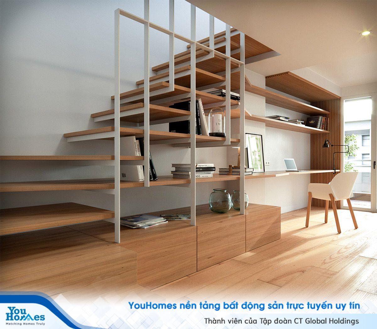 Thiết kế hoàn hảo cho cầu thang của căn nhà hiện đại