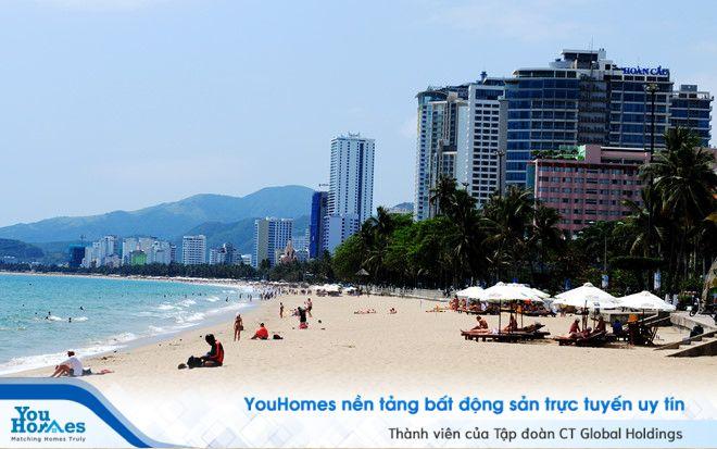 Quy định về công trình ven biển cao tối đa 40 tầng tại Nha Trang