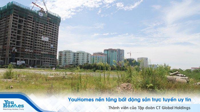Hà Nội: Khó khăn trong xử lý dự án treo