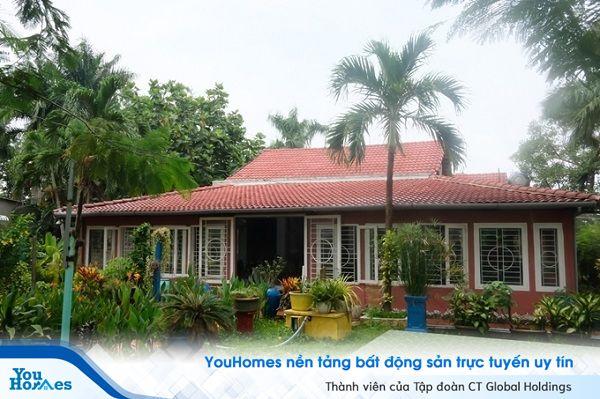 Cùng ngắm nhìn nhà vườn hơn 3.000m2 của Nguyễn Phi Hùng