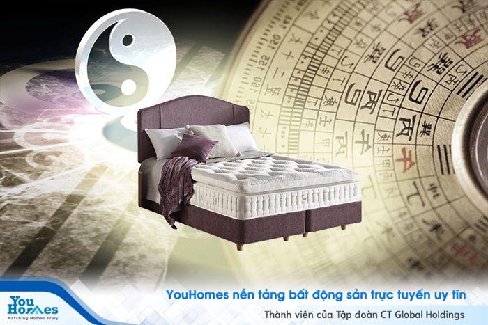 7 điều nên tuân thủ khi kê giường ngủ theo phong thủy