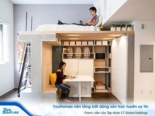 Phê duyệt diện tích căn hộ chung cư 25m2 liệu có hợp lý?