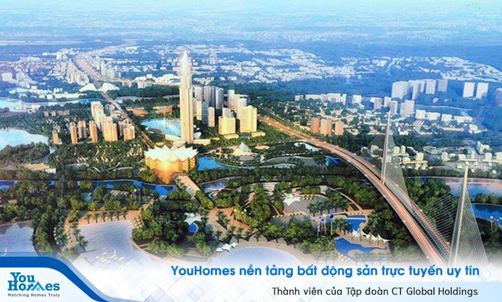 Khởi công xây tòa tháp 108 tầng trong khu đô thị trị giá 4,2 tỷ USD tại Việt Nam