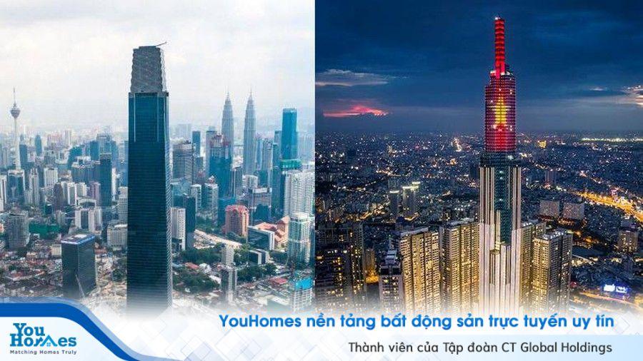 Landmark 81 đã không còn là tòa nhà cao nhất Đông Nam Á
