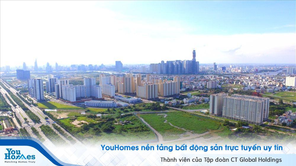 Địa ốc TP HCM lùi lại, nhường chỗ cho Bình Dương, Đồng Nai, Long An