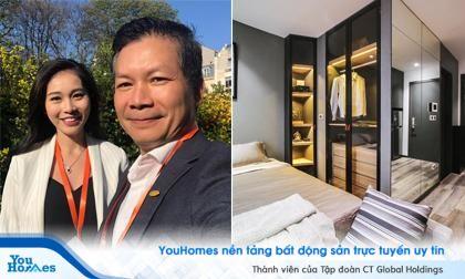 Có gì trong căn hộ '5 sao' của Shark Hưng và vợ Á hậu kém 16 tuổi?