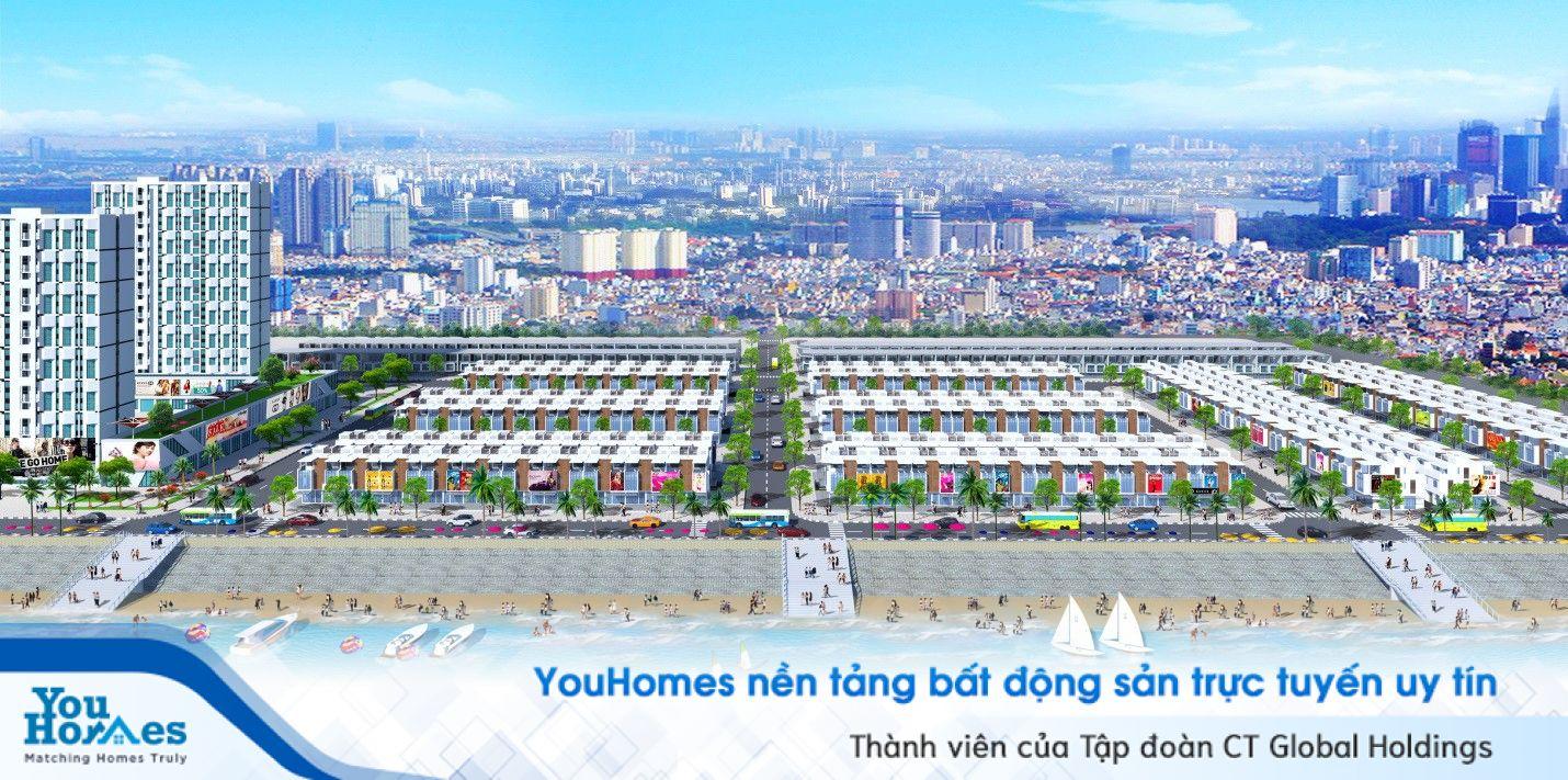 Bất động sản Phan Thiết thay đổi diện mạo mới thu hút nhà đầu tư