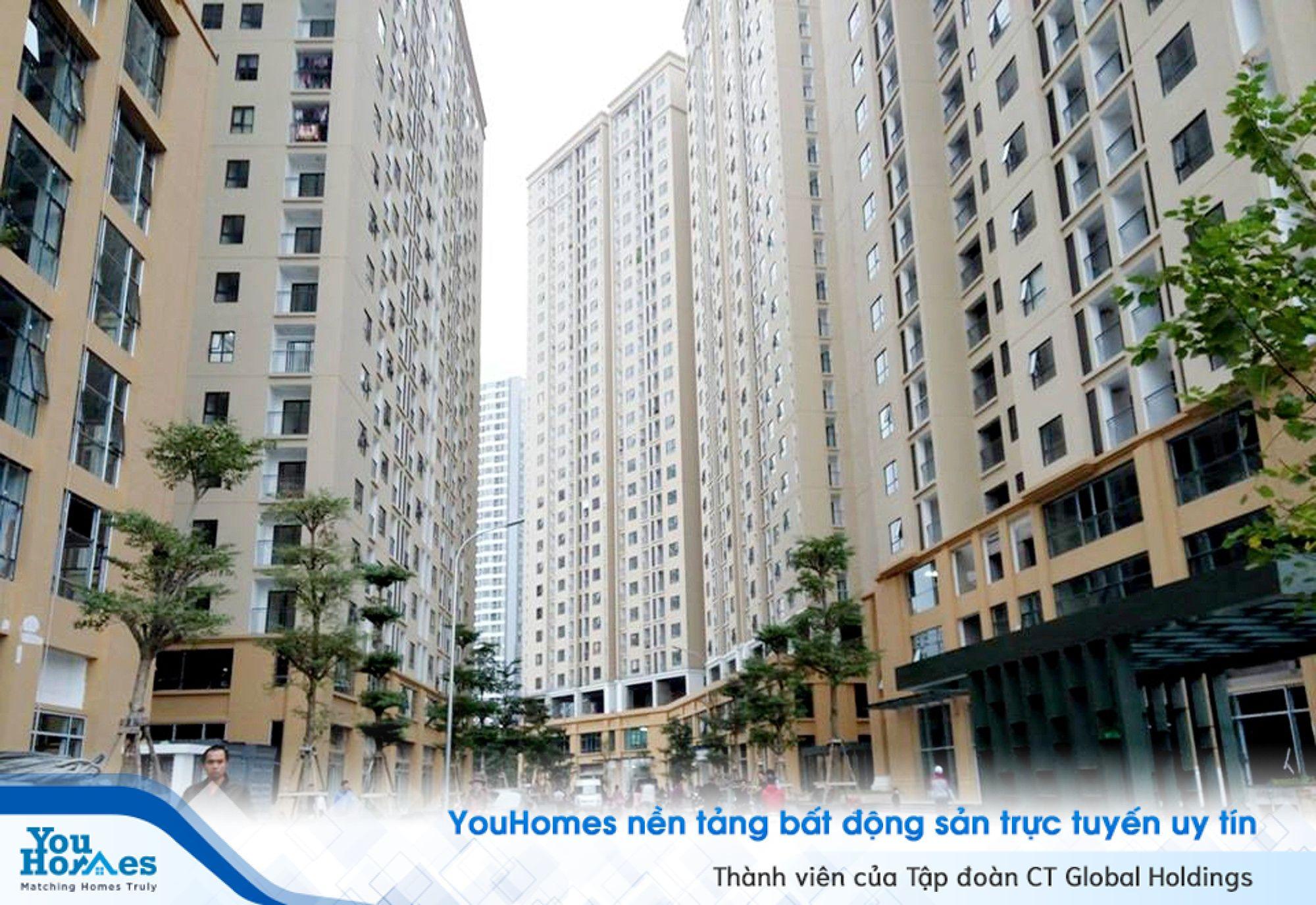 Hà Nội: Chất lượng chung cư xuống cấp trầm trọng