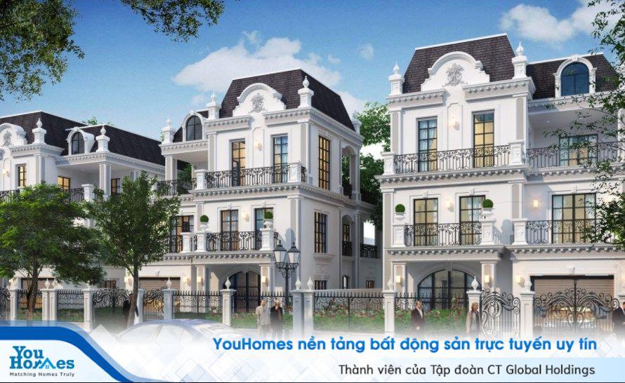Hà Nội: Biệt thự, liền kề có giá gần 100 triệu đồng/m2