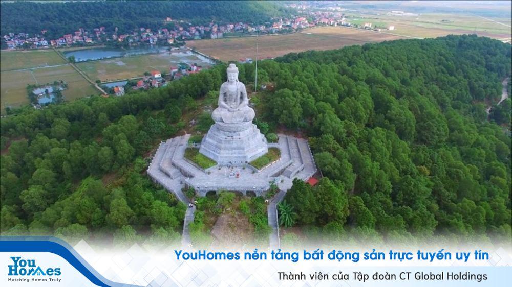 Bắc Ninh: Dự án khu thương mại dịch vụ tổng hợp Phật Tích kêu gọi nhà đầu tư