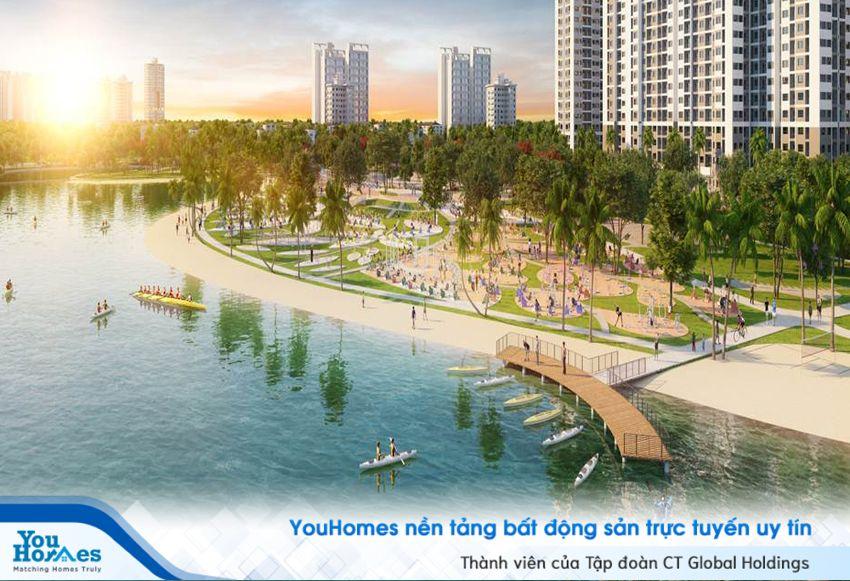 5.500 tỷ thâu tóm quỹ đất phát triển Imperia Smart City từ HBI