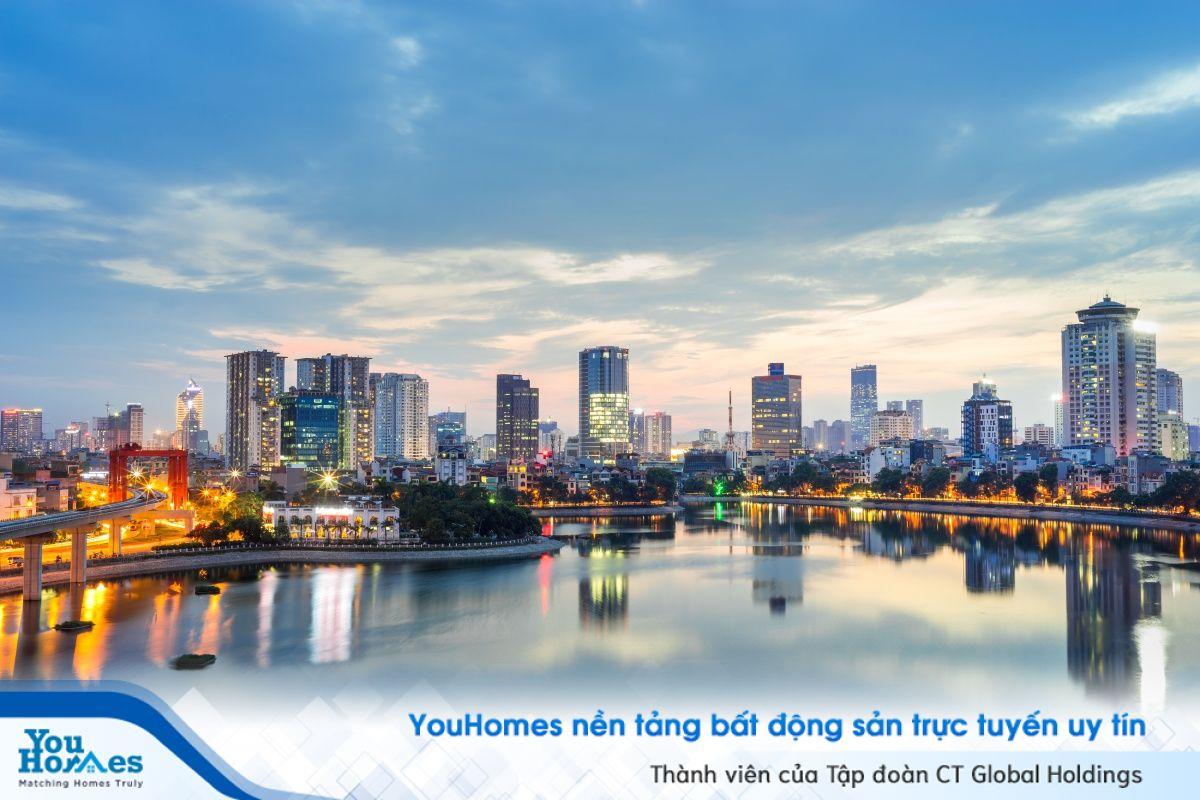 Hà Nội: Thanh khoản thị trường chung cư sụt giảm mạnh