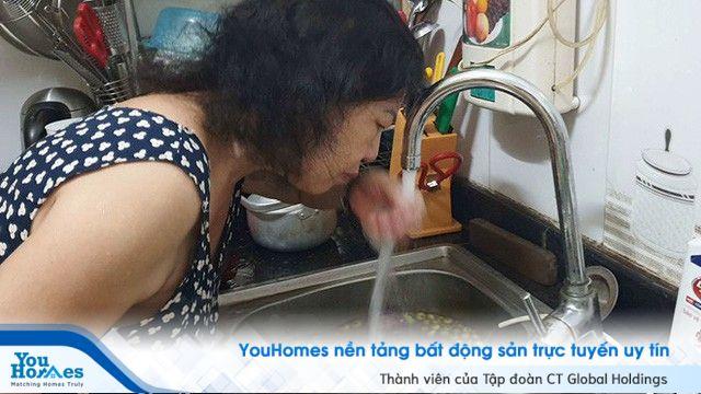 Hà Nội: Đã tìm ra nguyên nhân nước có mùi lạ