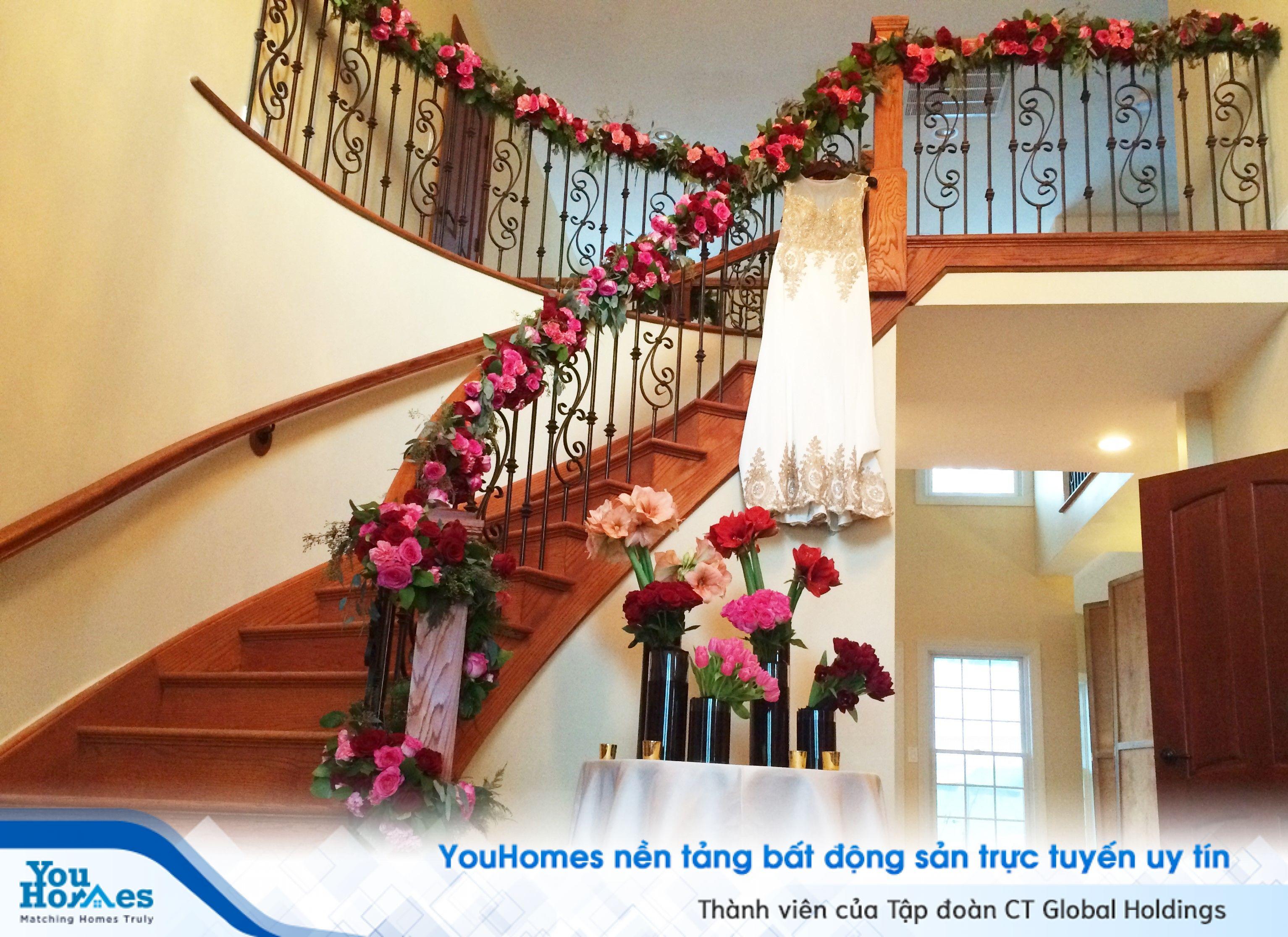 Gợi ý trang trí nhà bằng hoa lãng mạn mừng ngày 20/10 cho đấng mày râu