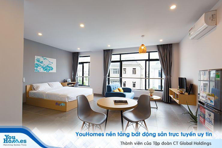 Xu hướng đầu tư vào các căn hộ dịch vụ tầm trung ở Sài Gòn