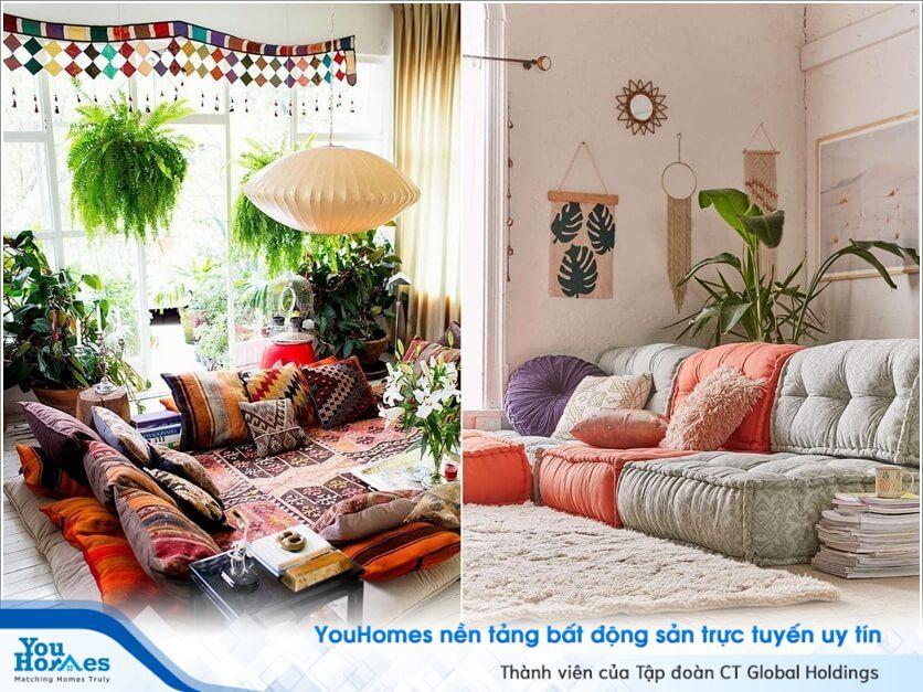 Tại sao nên thiết kế ngôi nhà theo phong cách Bohemian ?