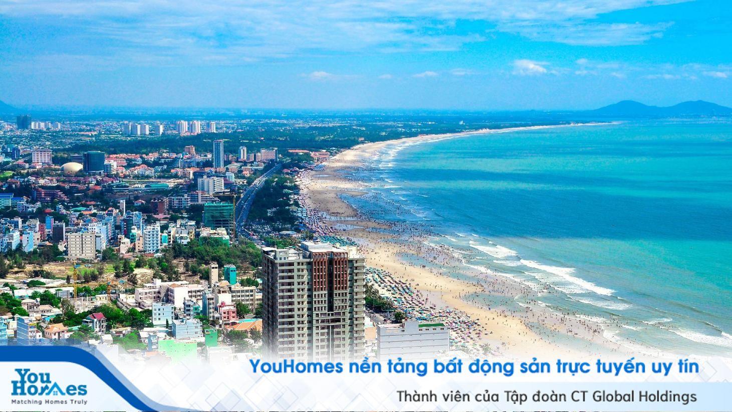 Vũng Tàu: Điểm nóng mới trên thị trường BĐS