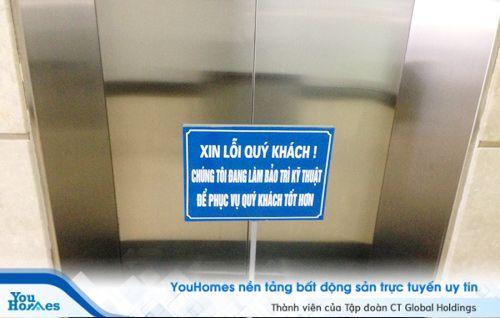 Chất lượng thang máy chung cư liệu có đảm bảo?