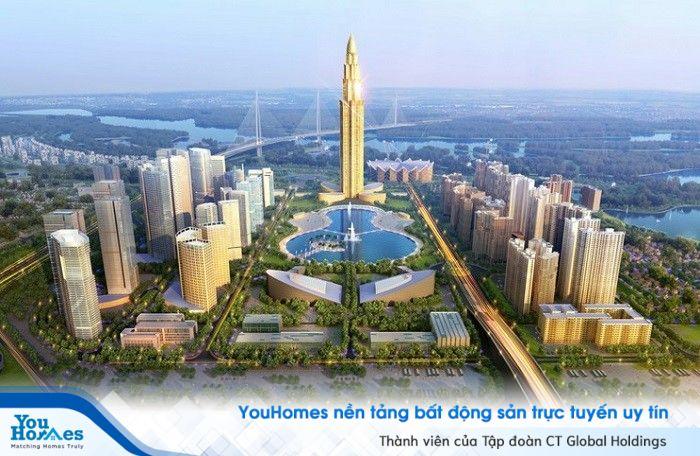 Hà Nội: Phê duyệt đầu tư xây dựng 5 huyện lên quận năm 2020 và 2025