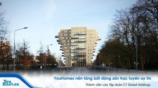 Những điều bạn chưa biết về tháp Belvedere - Hà Lan
