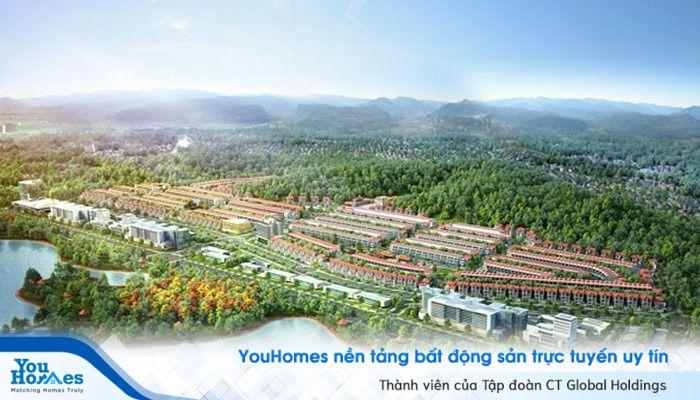 Thanh Hóa: Flamigo đề xuất ý tưởng hình thành quần thể đô thị du lịch nghỉ dưỡng Hải Tiến quy mô 1.350ha