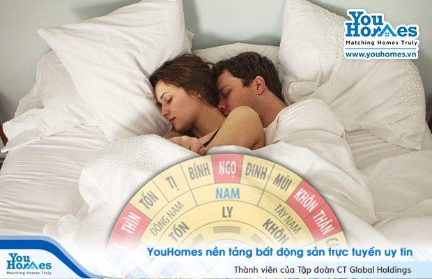 5 yếu tố đảm bảo phong thủy phòng ngủ vợ chồng giữ lửa hạnh phúc