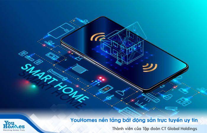 Internet of Things (IoT) - sự thay đổi của tương lai và đột phá trong thị trường smart home