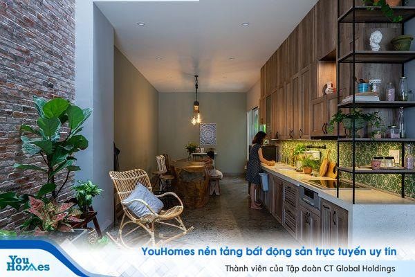Ấn tượng thiết kế của ngôi nhà tại Đà Nẵng được lên báo Mỹ