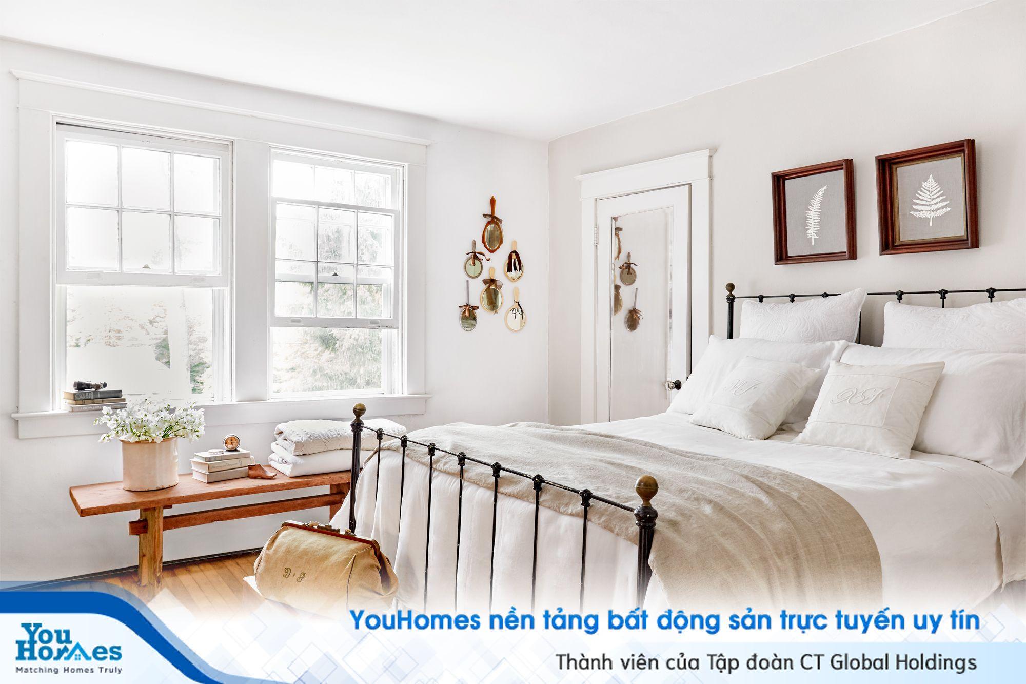 [Infographic] Phòng ngủ bố trí ra sao cho hợp phong thủy?