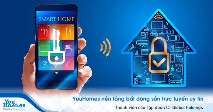 Smart Home xu hướng phát triển nhà ở của tương lai