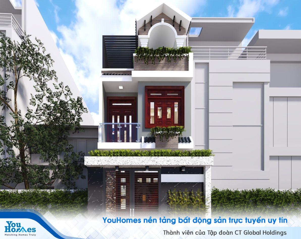 Tổng hợp 20 mẫu thiết kế nhà ống 2 tầng đẹp nhất 2020 - Sự lựa chọn hàng đầu của gia đình Việt!