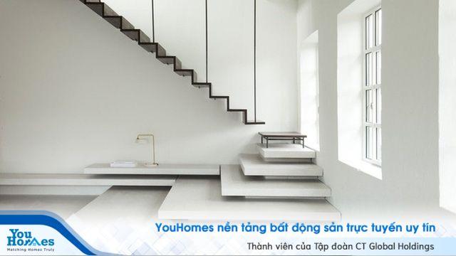 Ảo diệu những thiết kế cầu thang tuyệt đẹp dành cho căn hộ