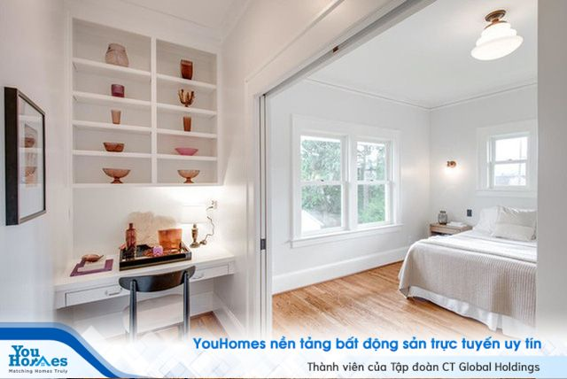 Màu trắng: Xu hướng màu sắc thiết kế nội thất hot nhất năm 2019