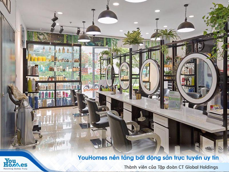 Gợi ý 5 salon tóc chất lượng gần Times City - Park Hill