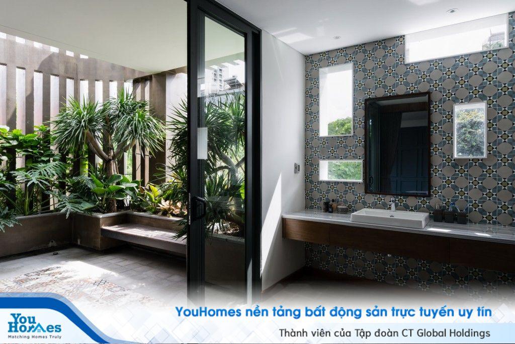 Mang thiên nhiên đến căn nhà của bạn với phong cách đóng - mở