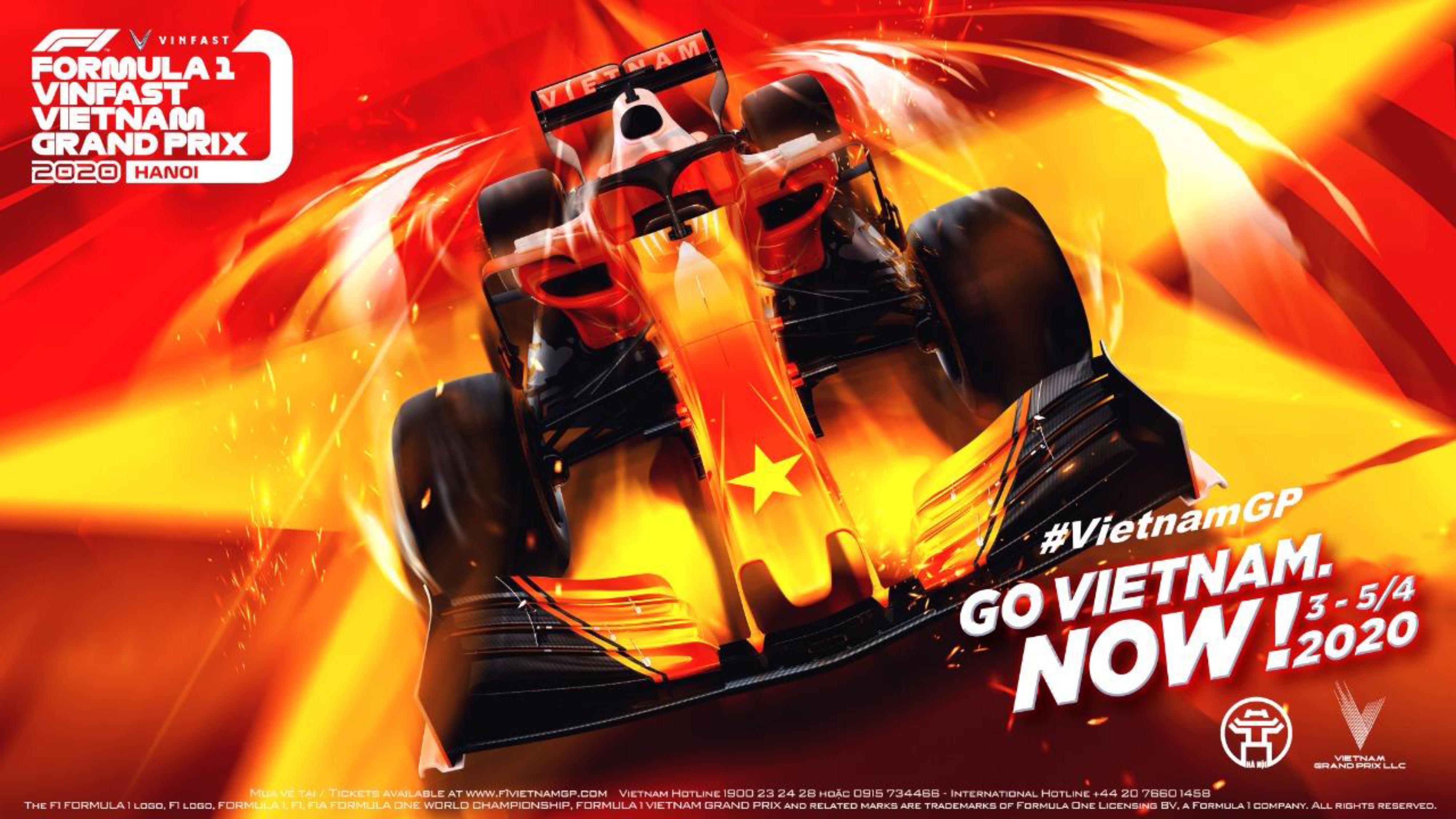 Tại sao bạn nên mua vé F1 Grand Prix 2020?