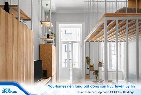 Nhà 1 tầng gác lửng - Sự lựa chọn tuyệt vời cho cuộc sống hiện đại
