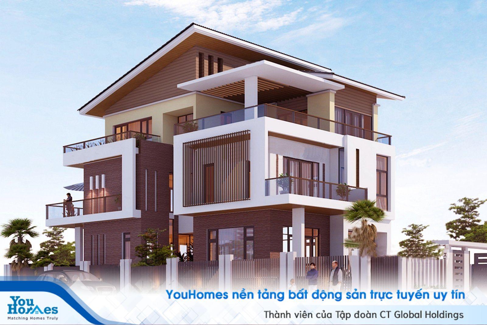 15+ mẫu biệt thự 3 tầng hiện đại nhiều người mong muốn sở hữu