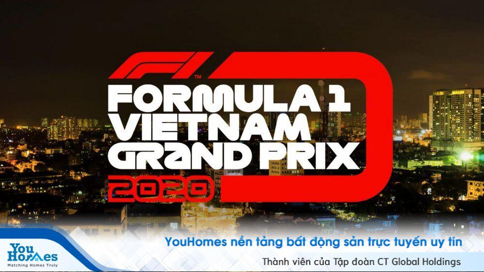 Mua vé F1 rinh quà siêu hot chỉ dành cho 200 suất vé đầu tiên từ 16/01/2020
