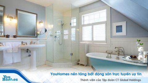 5 lưu ý phong thủy khi thiết kế nhà tắm trong phòng ngủ