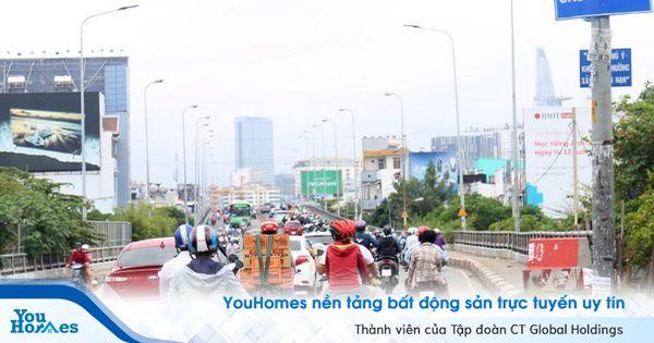 Thúc đẩy giá trị BĐS khu vực Nam Sài Gòn nhờ hoàn thiện cơ sở hạ tầng...