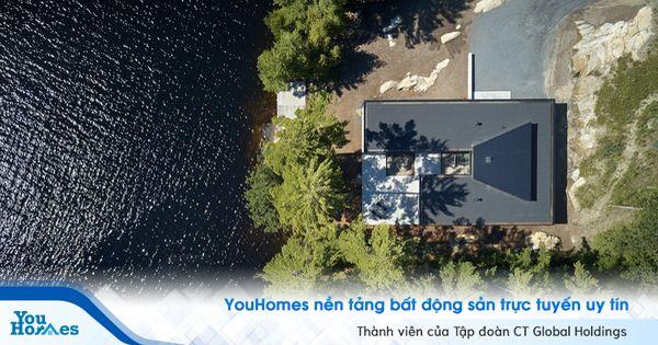 Căn nhà 2700m2- tuyệt tác có sự ủng hộ của thiên nhiên