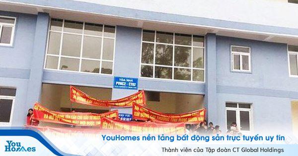 """Chủ tịch tỉnh ra """"tối hậu thư"""" cho các chung cư vi phạm xây dựng ở Nghệ An"""