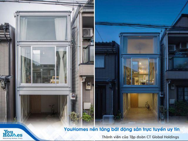 Thiết kế nhà bằng kính giúp căn nhà tận dụng tối đa ánh sáng tự nhiên.