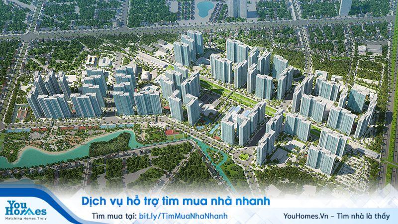 Vinhomes Smart City là dự án đang chính sách hỗ trợ trả góp cực kỳ hấp dẫn.