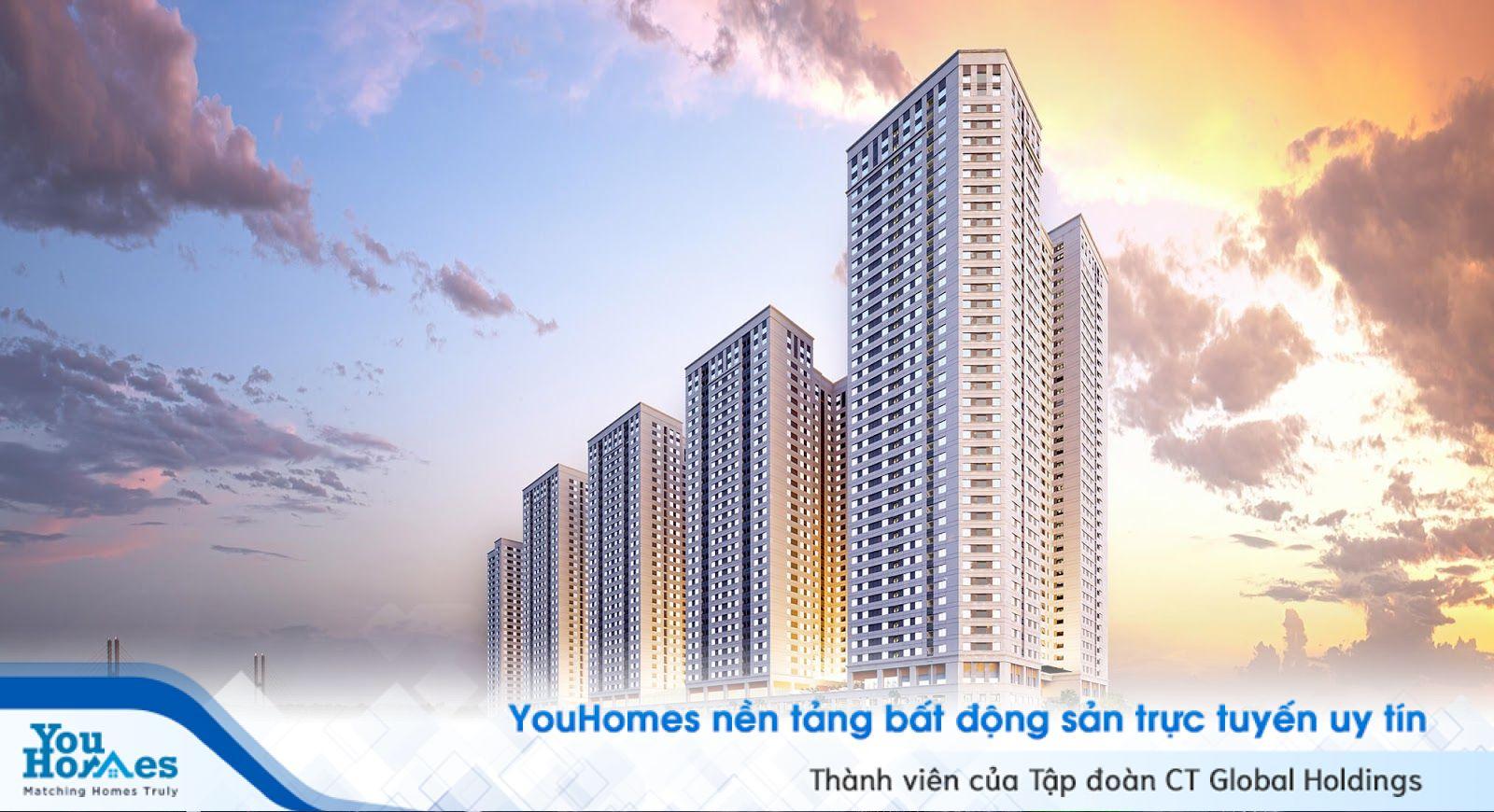 Ví trí là yếu tố then chốt quyết định giá cả chung cư.