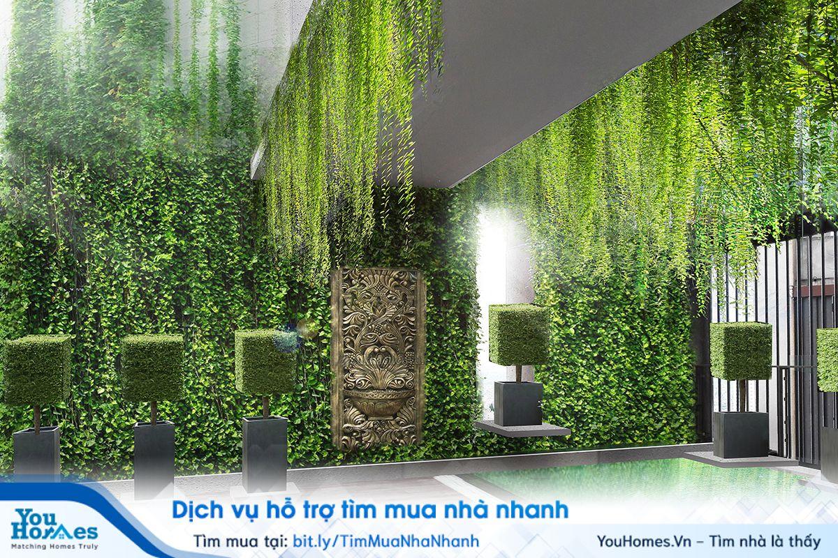 """Thiết kế """"xanh"""" ấn tượng của dự án Dolphin Plaza"""