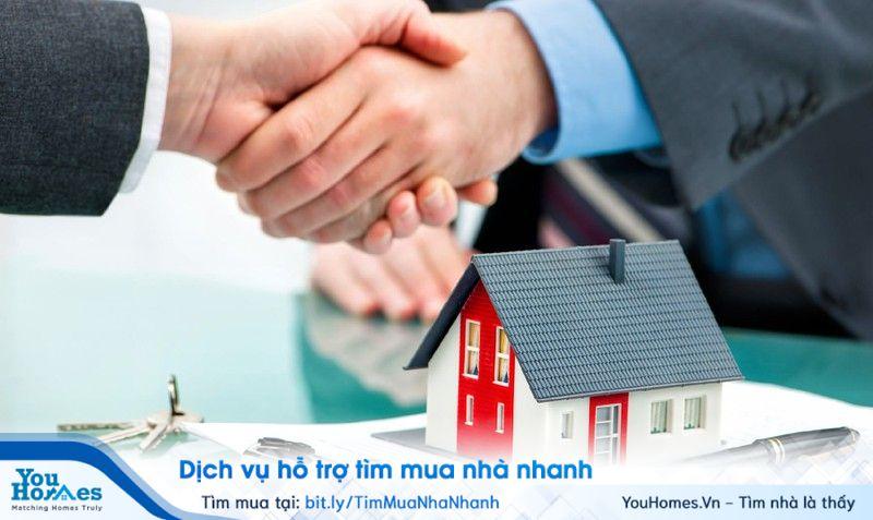 Lựa chọn các đơn vị trung gian uy tín và chất lượng như YouHomes.vn khi tìm mua nhà chung cư tại Hà Nội.