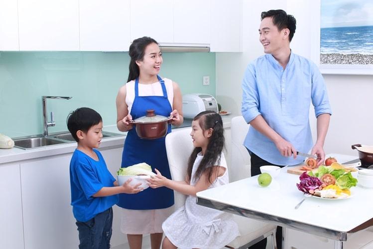 Xem ngày tốt nhận nhà- Gia đình hạnh phúc