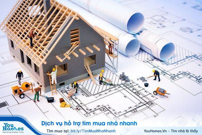 Người mua phải tốn nhiều thời gian công sức để tìm hiểu về chủ xây dựng
